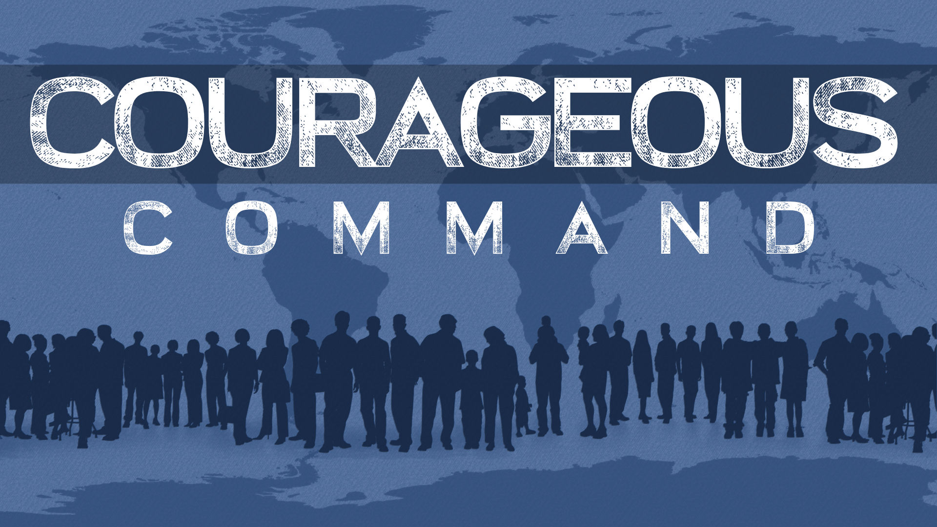 Courageous Command:  Marching Orders
